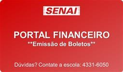 PORTAL FINANCEIRO SENAI-SP!