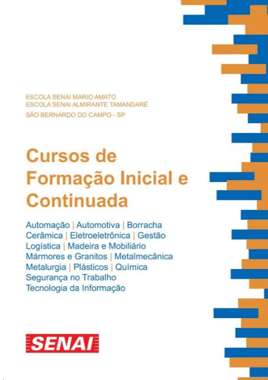 Catalogo de cursos profissionalizantes