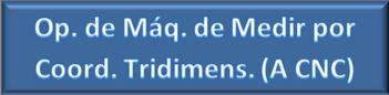 Op. de Máq. de Medir por Coord. Tridimensional A CNC